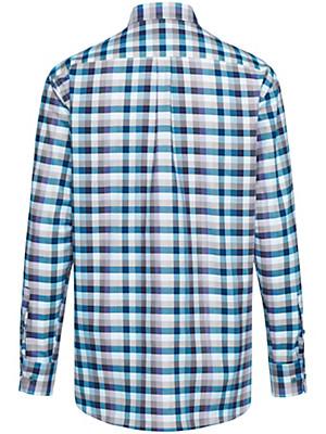 Bugatti - Hemd mit frischem Karo-Dessin