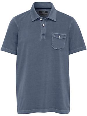 Bugatti - Polo-Shirt mit 1/2-Arm