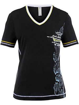 Canyon - V-Shirt mit 1/2-Arm