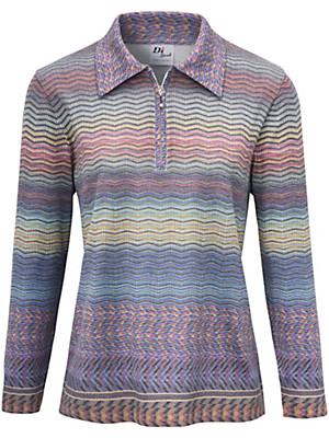 Dingelstädter - Polo-Pullover mit Reißverschluss