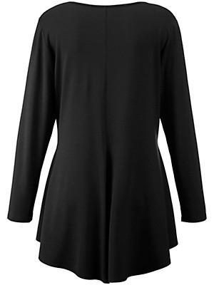 Doris Streich - Long-Shirt in glockig fallender Form