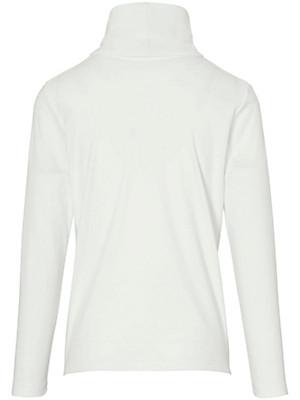 Efixelle - Rollkragen-Shirt aus 100% Baumwolle