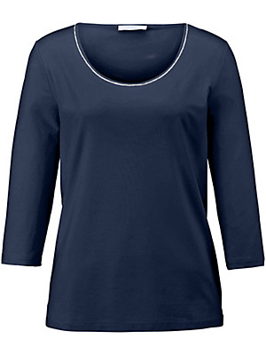 Efixelle - Rundhals-Shirt mit 3/4-Arm