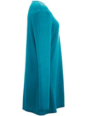 Emilia Lay - Rundhals-Pullover in A-Linie