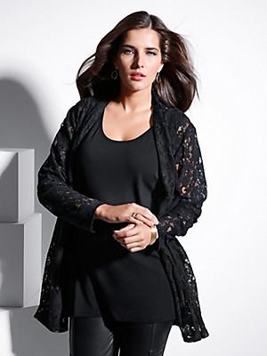 Emilia Lay - Shirtjacke