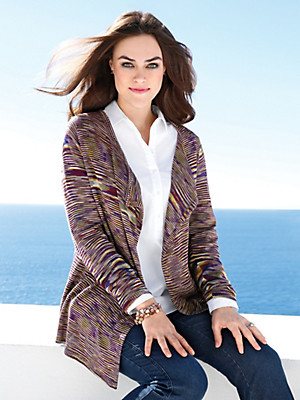 Emilia Lay - Strickjacke