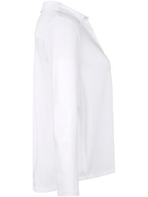 Emilia Lay - Unifarbene Jersey-Bluse