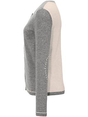 FLUFFY EARS - Cardigan aus reinem Kaschmir