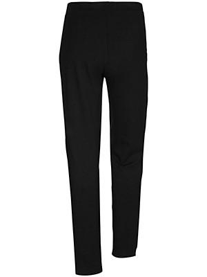 FRAPP - Hose mit schlank machenden Biesen