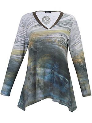 FRAPP - Shirt mit trendigem Print