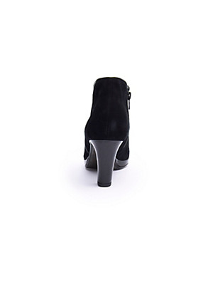 Gabor - Ankle-Boot aus feinem Ziegenveloursleder