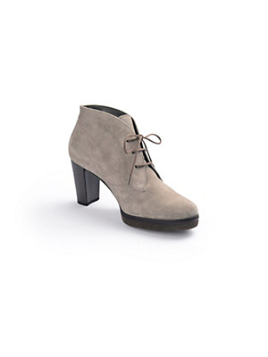 Gabor - Ankle-Boot aus softem Kalbveloursleder