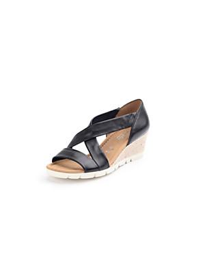 Gabor - Sandale aus feinstem Kalbsnappaleder