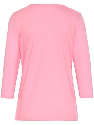 Green Cotton - Rundhals-Shirt aus 100% Baumwolle