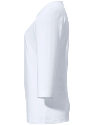 Green Cotton - Rundhals-Shirt im Doppelpack