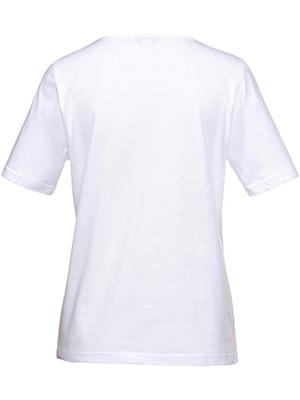 Green Cotton - Sommerliches V-Shirt