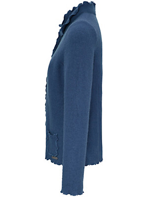 Hammerschmid - Walk-Strickjacke aus 100% Wolle