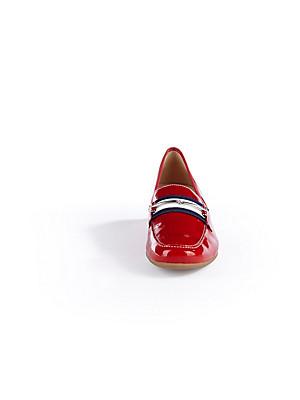 Hassia - Slipper aus feinstem Rindslackleder