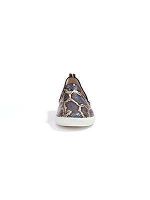 Hassia - Slipper aus Rindsveloursleder