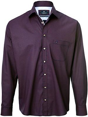 Hatico - Hemd aus 100% Baumwolle