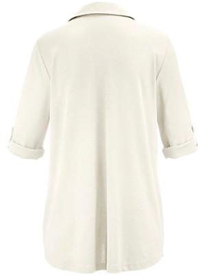 Inkadoro - Jersey-Bluse mit 3/4-Arm