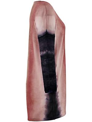 Inkadoro - Long-Pullover mit schmalem 3/4-Arm