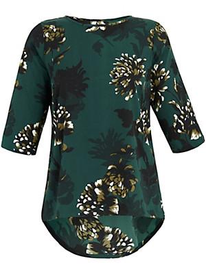 JUNAROSE - Bluse mit 3/4 Arm und A-Linie