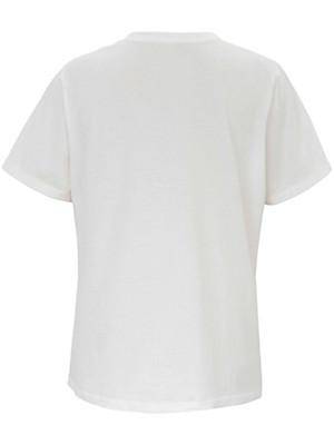 JUNAROSE - Shirt mit 1/2-Arm und Rundhals-Ausschnitt