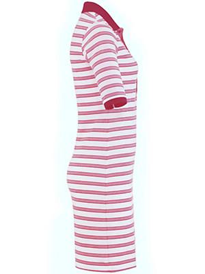 Lacoste - Polo-Kleid mit langem 1/2-Arm