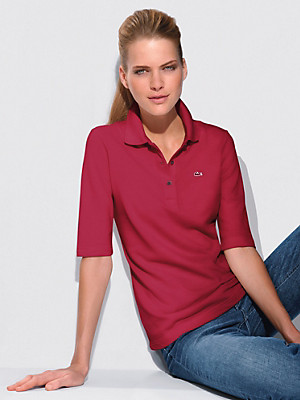 Lacoste - Polo-Shirt mit langem 1/2-Arm– Modell PF0088