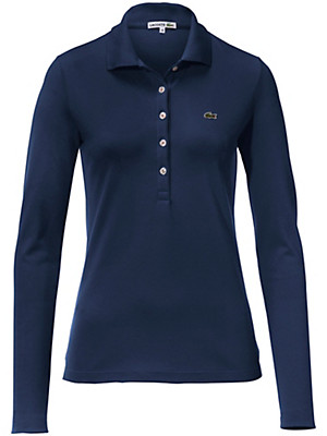 Lacoste - Sportives Polo-Shirt mit Langarm