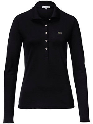 Lacoste - Sportives Polo-Shirt mit Langarm