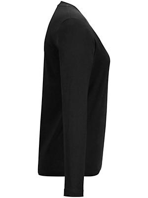 Lacoste - V-Shirt mit 1/1-Arm