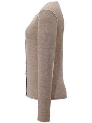 LIEBLINGSSTÜCK - Cardigan aus 100% Schurwolle