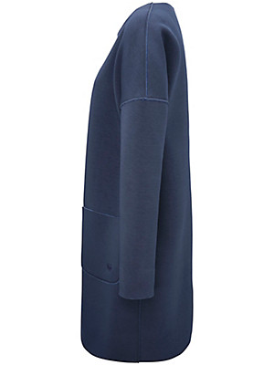 LIEBLINGSSTÜCK - Jersey-Mantel in Double-Face