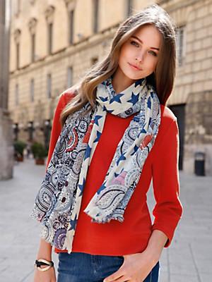 LIEBLINGSSTÜCK - Schal aus 100 % Baumwolle