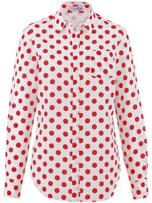 Looxent - Bluse im Hemdblusen-Schnitt