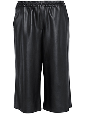 Looxent - Culotte in Nappaleder-Imitat
