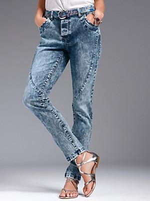Looxent - Jeans mit elastischem Formbund