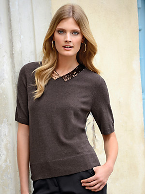 Looxent - Pullover mit 1/2-Arm