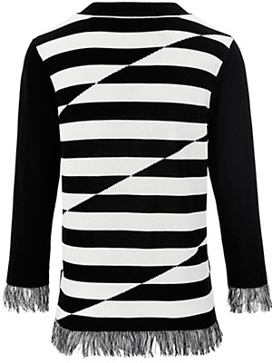 Looxent - V-Pullover mit 3/4-Arm