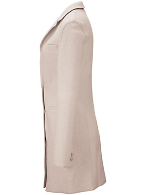 Marc O´Polo - Kurzmantel mit kleinem Revers-Kragen