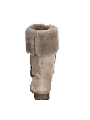 Mephisto - Stiefel aus Kalbsveloursleder