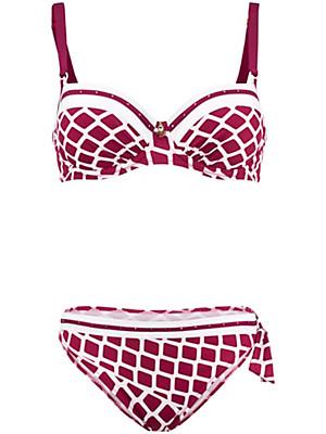 Opera - Bikini mit Bügel und Schalen