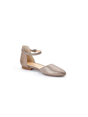 Paul Green - Ballerina aus Ziegenveloursleder
