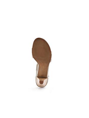 Paul Green - Sandale aus edlem Ziegennappaleder
