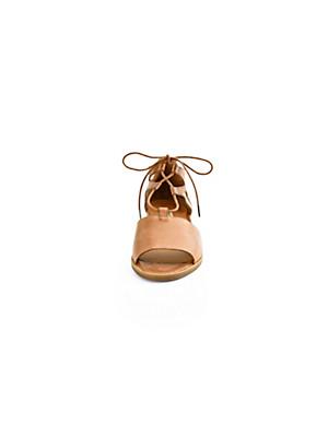 Paul Green - Sandale aus softem Kalbsnappaleder
