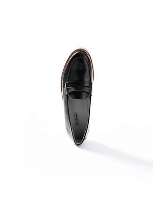 Paul Green - Slipper aus hochwertigem Kalbsnappaleder