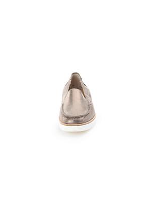 Paul Green - Slipper aus hochwertigem Ziegenveloursleder