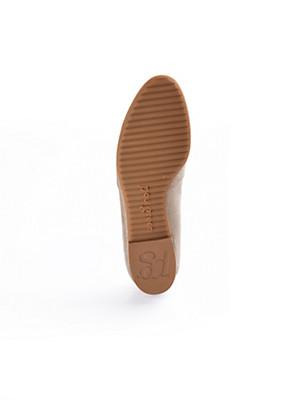 Paul Green - Slipper mit modischen Perforationen